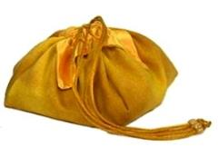 Golden Lotus Dice Bag (Mega)