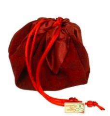 Blood Lotus Dice Bag (Deluxe)