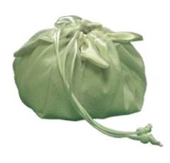 Snow Lotus Dice Bag (Deluxe)