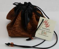Harlod's Lotus Dice Bag (Deluxe)