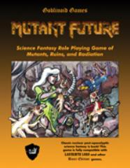 Mutant Future (1st Edition)