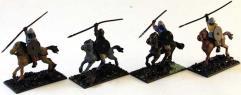 Carolingian Franks - Mounted Hearthguard #1