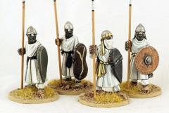 Nubian Spearmen - Standing