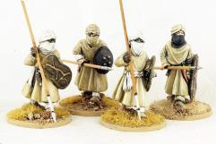 Berber Spearmen - Advancing