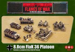 8.8cm FlaK36 Battery