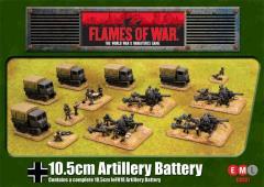 10.5cm Artillery Battery (1st Printing)