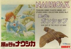 Nausicaa - Gun Ship of the Valley of the Wind (1:72)