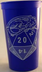 Gary Con IV Logo Cup (Blue)