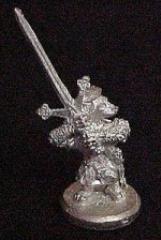 Highlander Badger w/Claymore