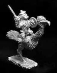 Highlander Badger Light Cavalry Officer