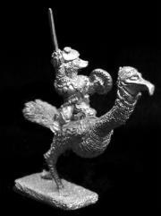 Highlander Badger Heavy Cavalry Officer