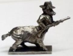 Semi-Colonial Boar Cavalry