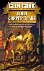 Garrett Files #3 - Cold Copper Tears