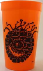 Gary Con V Logo Cup (Orange)