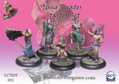 Starter Set - Jung Pirates