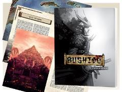 Bushido - New Dawn Rulebook