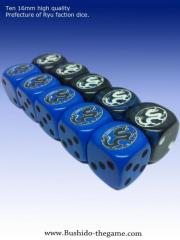 Prefecture of Ryu Faction Dice