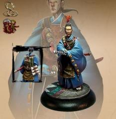 Yukio Koshimori - The Emperor's Envoy