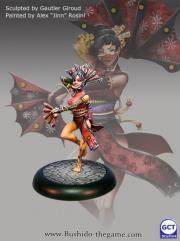 Tsubaki - Rose of Jima