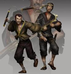 Kyoaku-Han Crossbowman