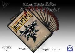 Kage Kaze Zoku Special Card Pack #1
