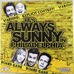 It's Always Sunny in Philadelphia - The Board Game