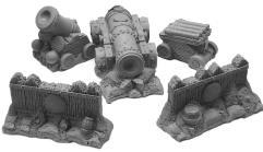 Dwarf Gun Emplacement