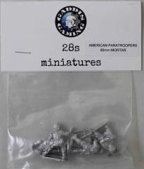 AP 80mm Mortar & Crew