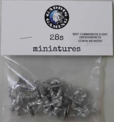 BCM D-Day Order w/Berets - 10-Man Infantry Pack