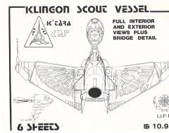 Klingon K'Tara Scout Vessel