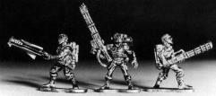 Nexus Marines w/Heavy Weapons