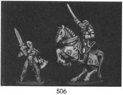 Dark Elf Warchief