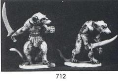 Giant Wererats