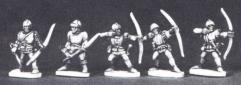 Fighting Men w/Long Bows