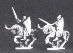 High Elf Cavalry w/Sword