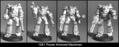 Power Armored Machines