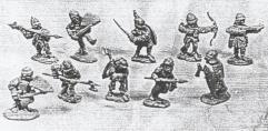 Fighting Men - The Warriors