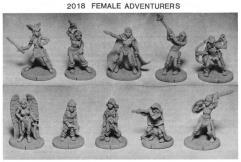 Female Adventurers