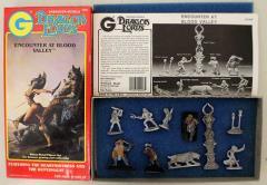 Encounter at Blood Valley - w/Painted Figures
