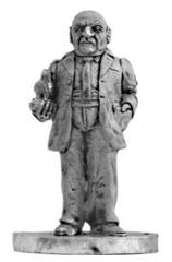 Kaspar Gutman w/Maltese Falcon