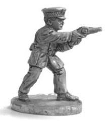 Cop w/Pistol