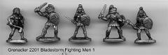 Fighting Men #1