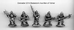 Axe-Men of Yolmer