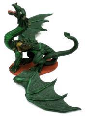 Series #1 - Green Dragon