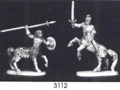 Armoured Centaurs