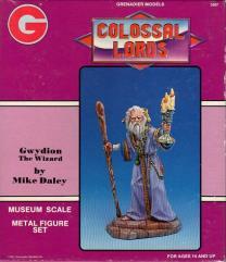 Gwydion the Wizard