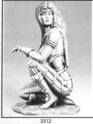 Shi-Naye the Ranger