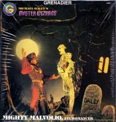 Mighty Malvolio - Necromancer