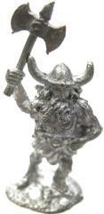 Dungeon Explorers - Barbarian w/Axe