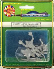Goblin Archer on Gargoyle